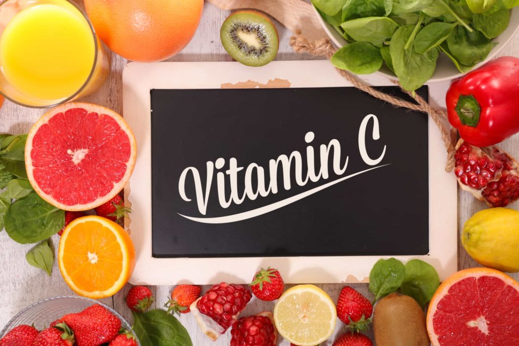 Vitamin C is Key to Healthy Skin
