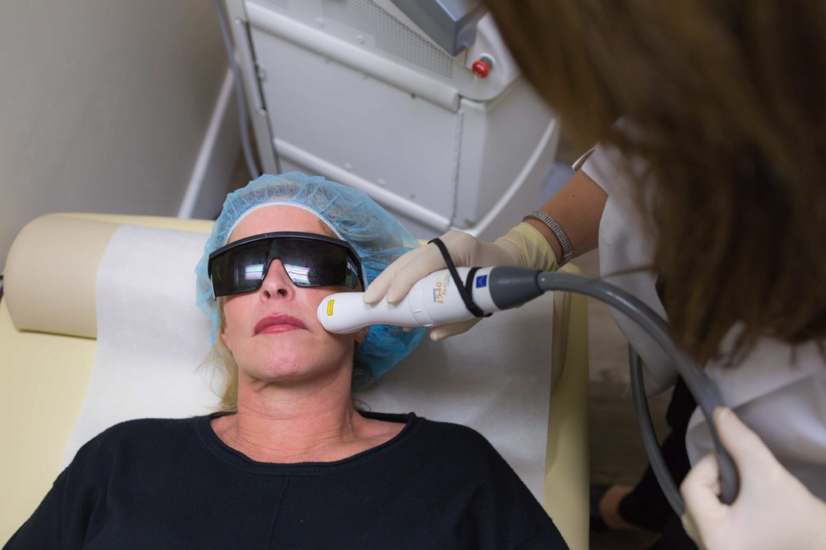 What is the difference between IPL and Fractional Laser?