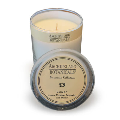 Archipalego Candle - Lemon Verbena, Lavender and Thyme