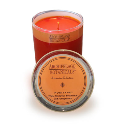 Archipalego Candle - White Nectarine, Persimmon and Pomegranate