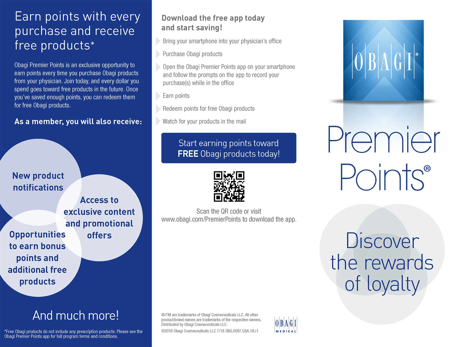 Obagi Premier Points at Neu Look Medical Spa & Skin Center in San Diego California