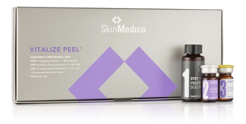 The Vitalize Peel by SkinMedica - Neu Look Med Spa San Diego, CA