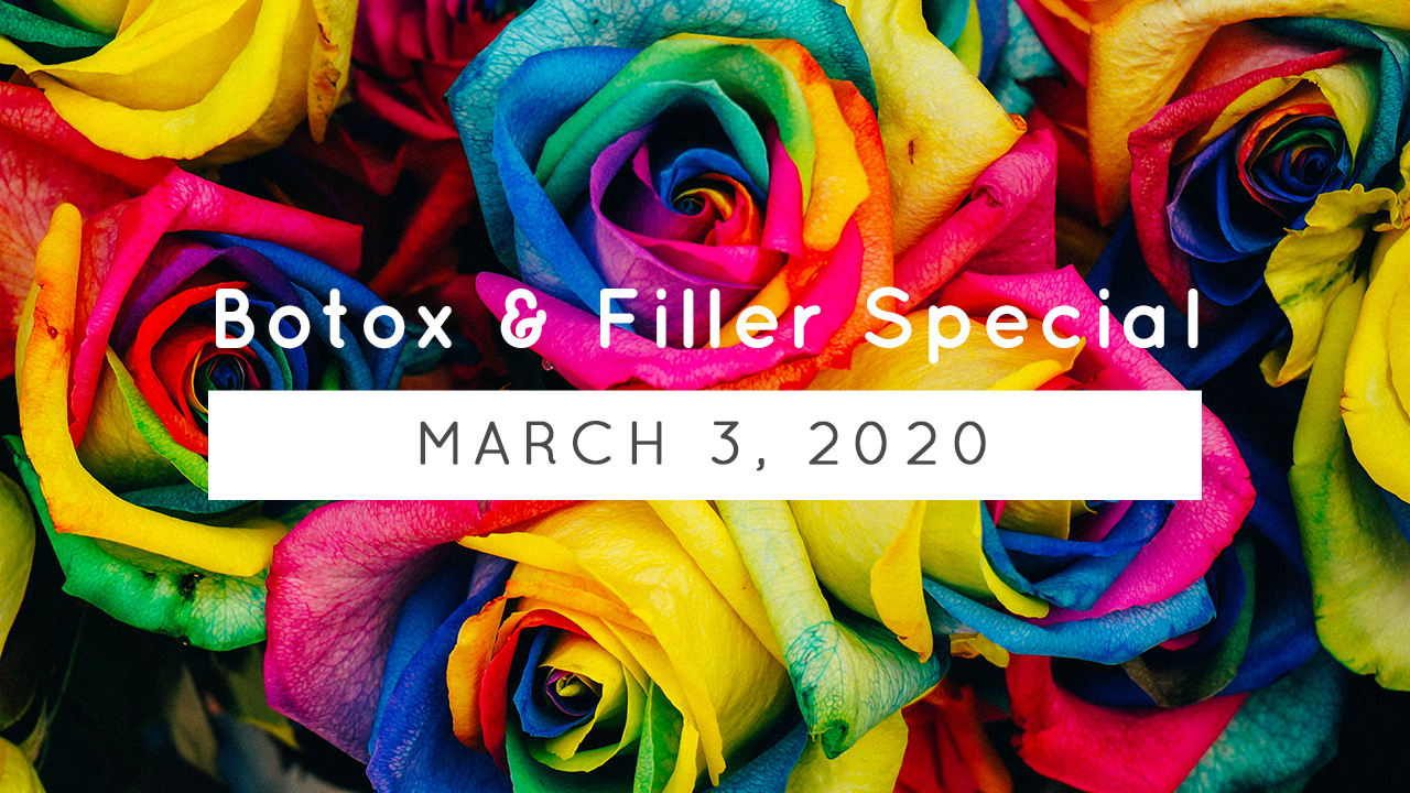 02 Feb 26 2020 Botox and Filler Special 1 botox san diego filler san diego specials san diego botox coupons